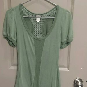 Daytrip  Size M Green Top